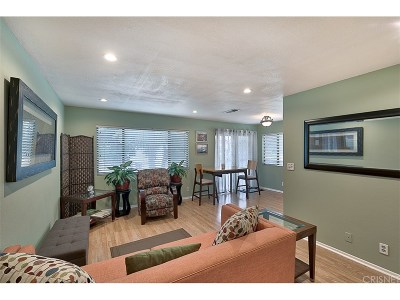 Canyon Country Condo/Townhouse For Sale: 27940 Tyler Lane #463
