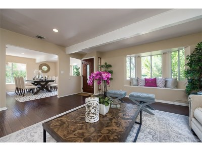 Single Family Home For Sale: 5148 Hesperia Avenue