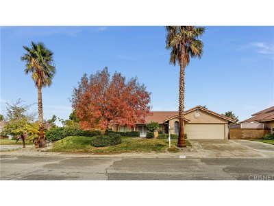 Palmdale Single Family Home For Sale: 4753 Grandview Drive