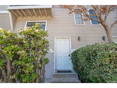 North Hills Condo/Townhouse For Sale: 8338 Woodley Place #34