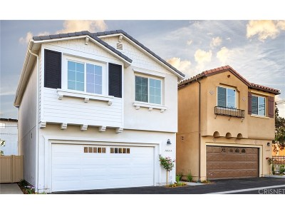 Sylmar Single Family Home For Sale: 14846 West Castille Way