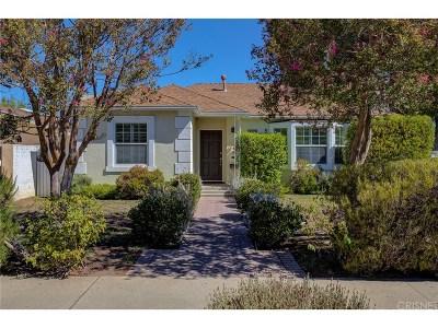 Single Family Home For Sale: 18003 Santa Rita Street