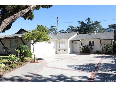 Sylmar Single Family Home For Sale: 624 Jackman Avenue