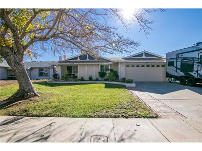 Palmdale Single Family Home For Sale: 2818 East Avenue R13