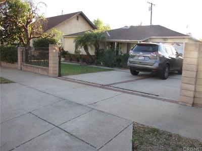 San Fernando Single Family Home For Sale: 710 Kewen Street