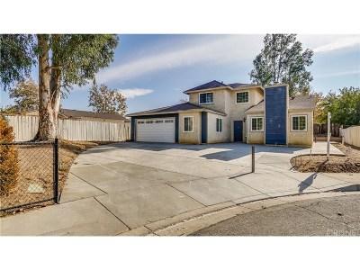 Lancaster Single Family Home For Sale: 3802 West Avenue K14