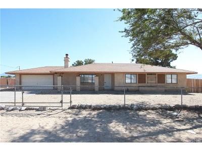 Littlerock Single Family Home For Sale: 10030 East Avenue R2