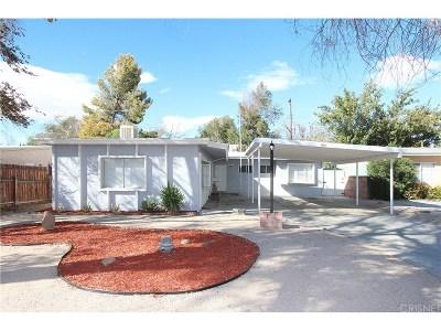 Lancaster Single Family Home For Sale: 1045 West Avenue J13