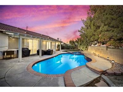 Lancaster Single Family Home For Sale: 45914 Barham Avenue
