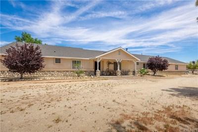 Lancaster Single Family Home For Sale: 8219 West Avenue D10