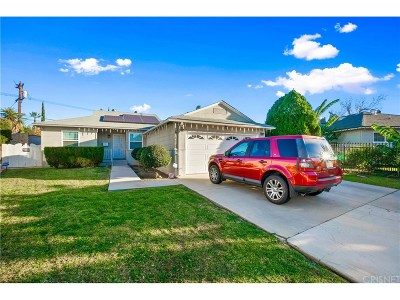 Winnetka Single Family Home For Sale: 6758 Irondale Avenue