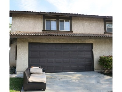 Oxnard Single Family Home For Sale: 809 Rosewood Drive