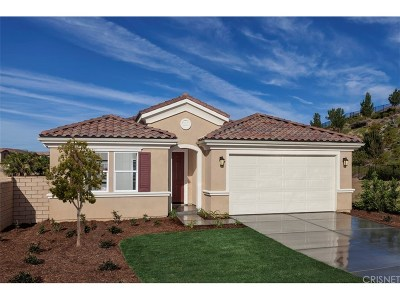 Saugus Single Family Home For Sale: 19441 West Maldonado Place