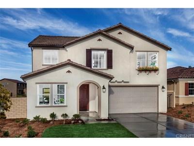 Saugus Single Family Home For Sale: 19416 West Maldonado Place