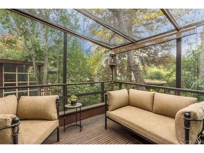 Studio City Single Family Home For Sale: 3855 Carpenter Avenue
