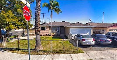 Los Angeles County Single Family Home For Sale: 4760 Larry