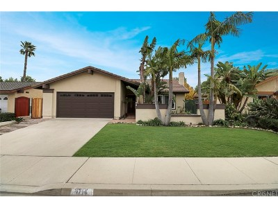 Thousand Oaks Single Family Home For Sale: 1714 Sandal Wood Place