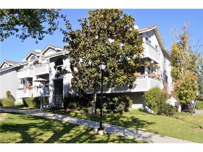 Canyon Country Condo/Townhouse For Sale: 20319 Rue Crevier #554