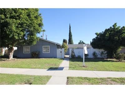 Granada Hills Single Family Home For Sale: 11632 Paso Robles Avenue