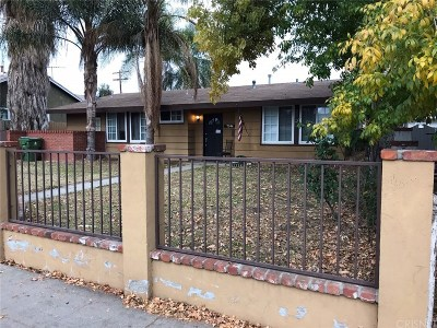 Winnetka Single Family Home For Sale: 7344 Mason Avenue