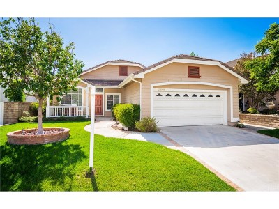 Single Family Home For Sale: 23908 Hammond Court
