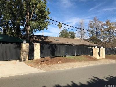Encino Single Family Home Sold: 4495 Libbit Avenue