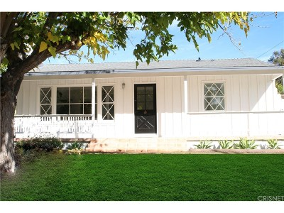 Thousand Oaks Single Family Home Active Under Contract: 2511 Los Feliz Drive