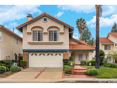 Porter Ranch Single Family Home For Sale: 19358 Kilfinan Street