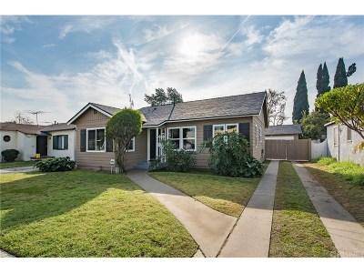 Long Beach Single Family Home For Sale: 244 East Bort Street