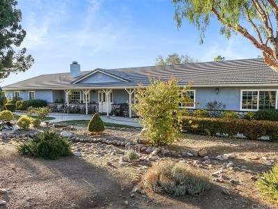 Single Family Home For Sale: 35441 Penman Road