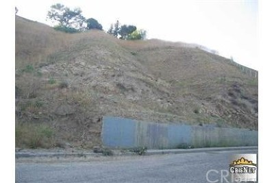 Woodland Hills Residential Lots & Land For Sale: 4995 Llano
