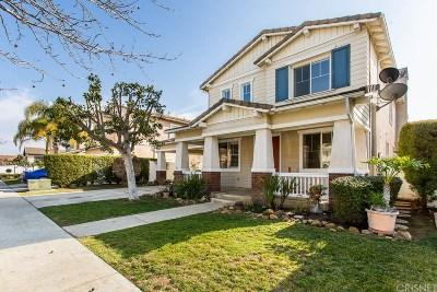 Ventura Single Family Home For Sale: 9842 Chamberlain Street