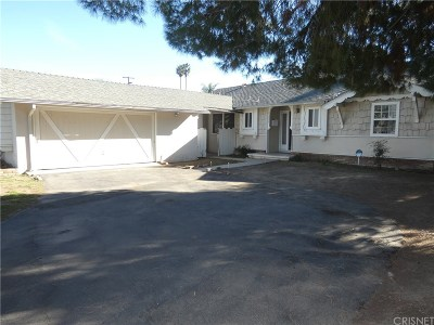 Canoga Park Single Family Home For Sale: 21026 Baltar Street