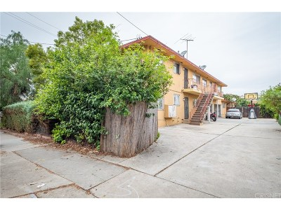 Inglewood Residential Income For Sale: 801 Victor Avenue