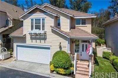 Valencia Single Family Home For Sale: 27150 Manor Circle