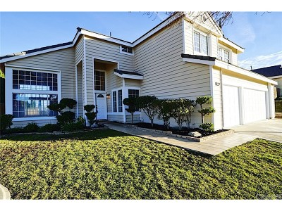 Palmdale Single Family Home For Sale: 40918 Riverock Lane