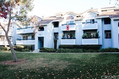 Canyon Country Condo/Townhouse For Sale: 20362 Rue Crevier #607