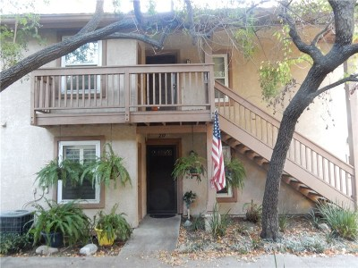 Canoga Park Condo/Townhouse For Sale: 7060 Shoup Avenue #237
