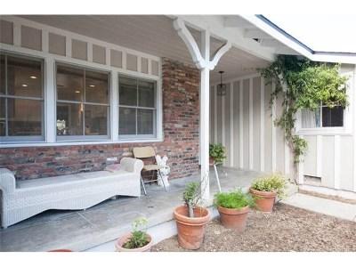Encino Single Family Home For Sale: 4615 Alonzo Avenue