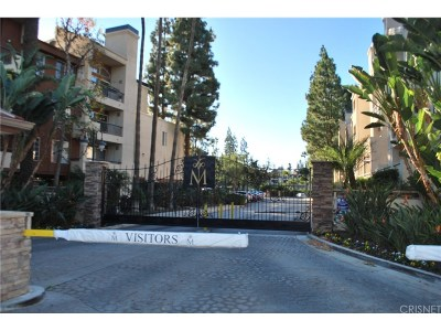 Woodland Hills Condo/Townhouse For Sale: 21500 Burbank Boulevard #203