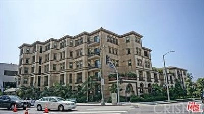 Condo/Townhouse For Sale: 4180 Wilshire Boulevard #205