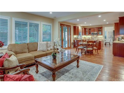 Single Family Home For Sale: 28469 Redwood Canyon Place