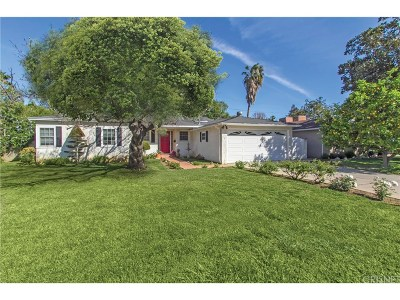 Van Nuys Single Family Home For Sale: 6456 Blucher Avenue