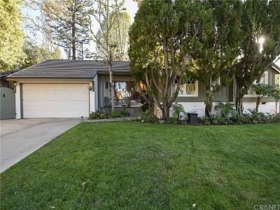 Tarzana Single Family Home For Sale: 18212 Rosita Street