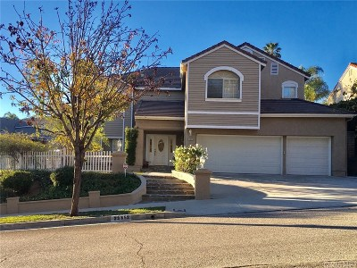 West Hills Single Family Home For Sale: 23852 Stagg Street