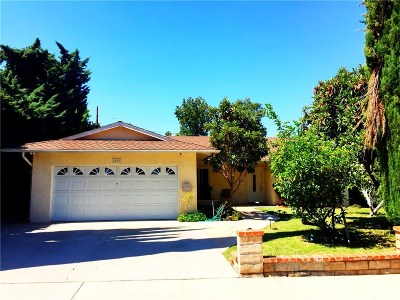 Woodland Hills Rental For Rent: 6527 Farralone Avenue