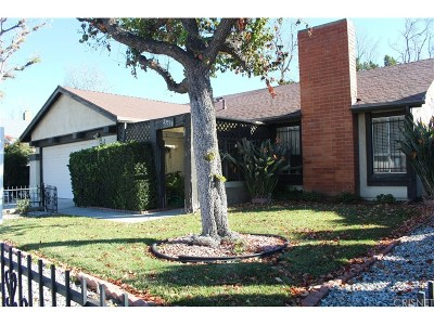 Valencia Single Family Home For Sale: 23550 Via Barra