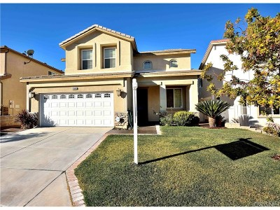 Single Family Home For Sale: 29349 Ryan Lane