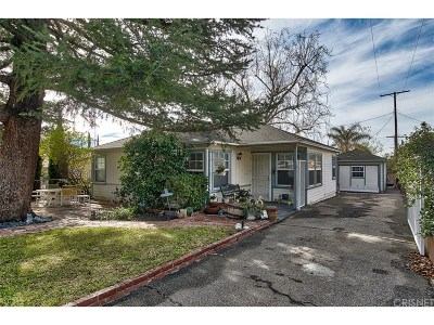 Sylmar Single Family Home For Sale: 13609 Eldridge Avenue