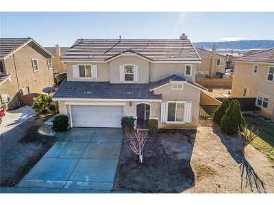 Lancaster Single Family Home For Sale: 6126 West Avenue J11